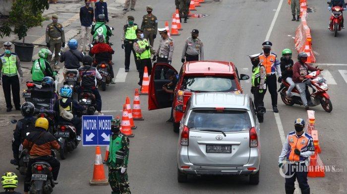 PPKM Darurat Diganti Jadi PPKM Level 4, Ketahui Syarat Perjalanan Pakai Mobil Pribadi