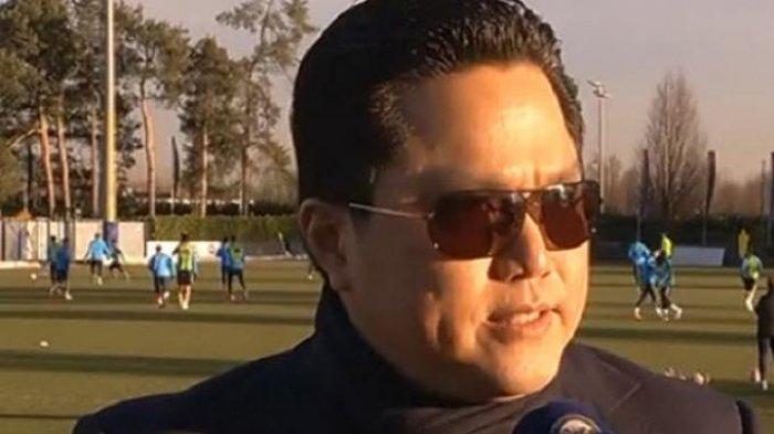 Menteri BUMN Erick Thohir Duga Direksi Garuda yang Lain Terlibat Penyelundupan Harley Davidson,