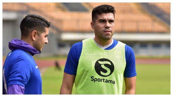 Menanti Tuah Pemain Baru Persib Bandung Fabiano Beltrame, Bojan Malisic : Saya Siap Jadi Partner