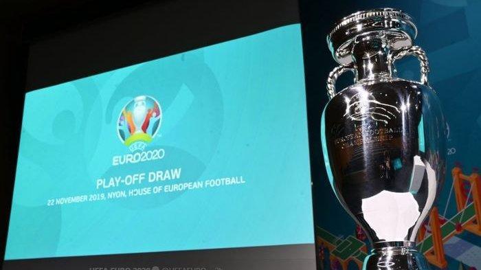 Jadwal EURO 2020 yang Digelar tahun 2021, Simak Tim yang Berlaga Sejak 12 Juni hingga Kamis 24 Juni