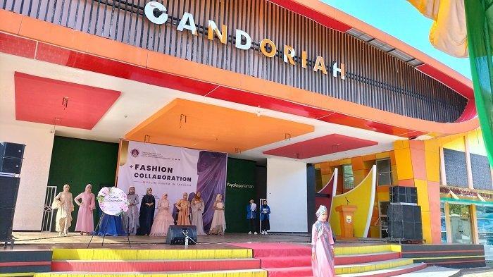 Ada Event Peragaan Busana di Pentas Gandoriah Kota Pariaman, Wali Kota Genius Umar Beri Apresiasi