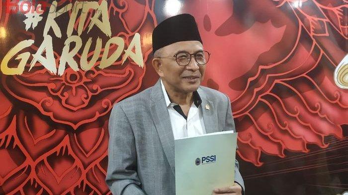 Refrizal dari Anggota Exco Ikut Ramaikan Bursa Pencalonan Ketum-Waketum PSSI