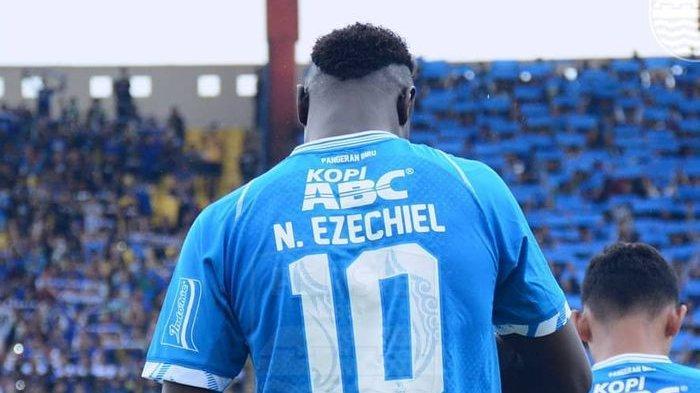 Ezechiel Ndouassel Hengkang dari Persib Bandung Ternyata Masih Jadi Misteri