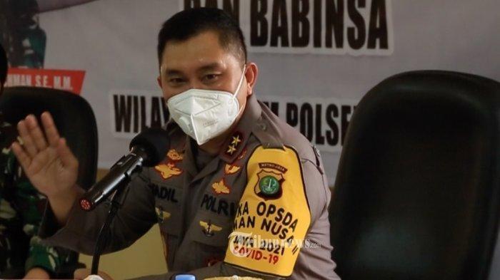 Sukses Tekan Kasus Covid-19, Kapolda Metro Jaya Janjikan Anggota Bertugas di Reserse dan Usulan SIP