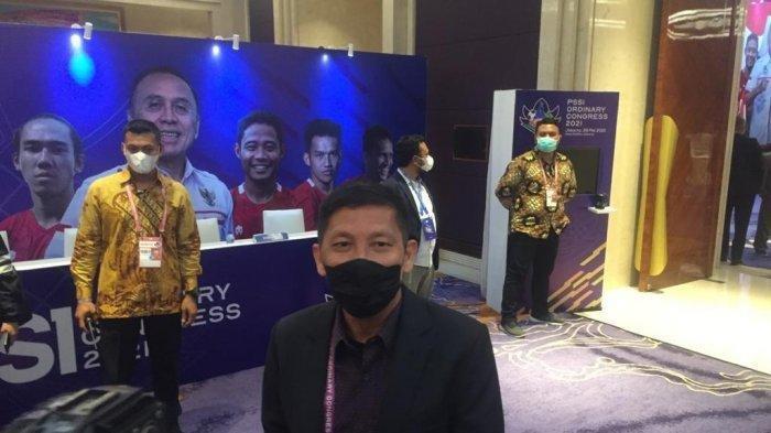 Kongres PSSI: Ferry Paulus Ungkapkan 87 Voters, Terima paparan Program dan Laporan Keuangan