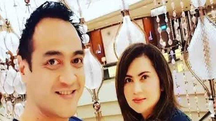 Ferry Irawan digugat cerai sang istri, Anggia Novita.
