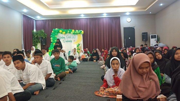 300 Anak Yatim se-Sumbar Ikuti Yatim Fest 2020 yang Pertama di Sumatera