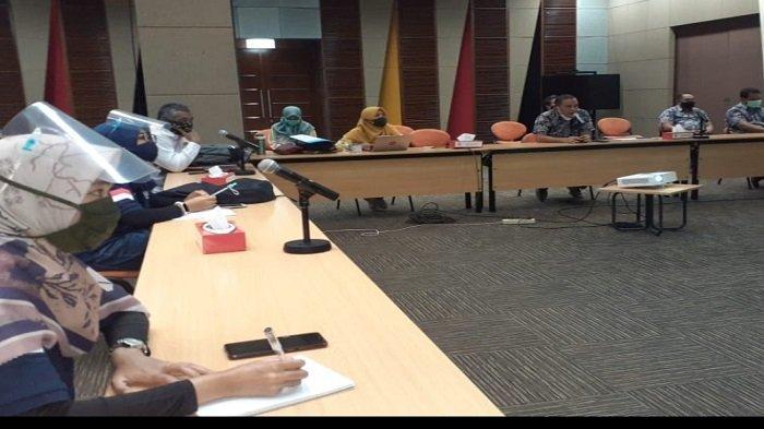 Peserta Diklat SDM Kementerian Lingkungan Hidup dan Kehutanan Field Trip, Kunjungi Semen Padang