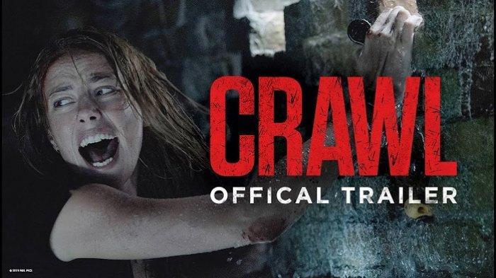 Film Crawl Tayang Perdana di Pekanbaru, Berikut Jadwal Bioskop Hari Ini Rabu 10 Juli 2019