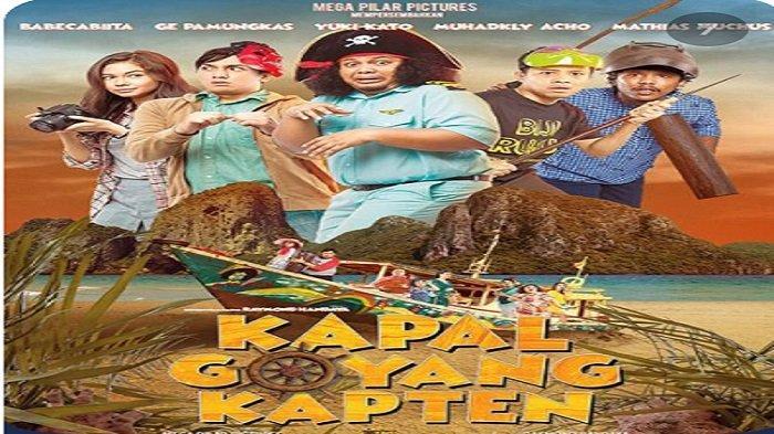 JADWAL BIOSKOP Kota Padang Hari ini, Ada Film Kapal Goyang Kapten dan Suami yang Menangis
