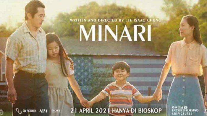 Film Minari Tayang Perdana, Ini Jadwal dan Harga Tiket Bioskop Kota Padang, Rabu 21 April 2021