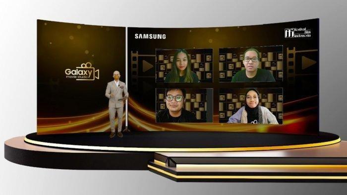 Cek! Pemenang Kompetisi Pembuatan Video Pendek Galaxy Movie Studio 2020, Ada Juri Dian Sastro