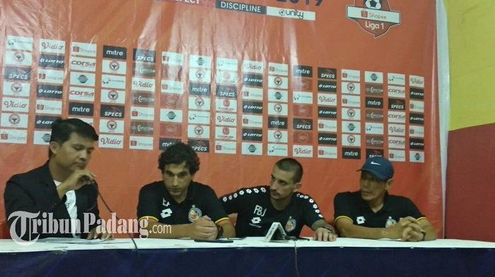 Weliansyah Ungkapkan Sukses Semen Padang FC Atasi PSM Berkat Sentuhan Eduardo Almeida
