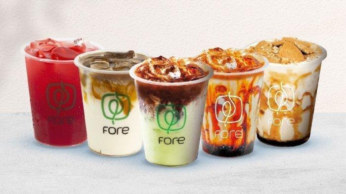 Yuk! Konsumsi Fore Coffee: Masa Pandemi Masih Bisa Ngopi, Hibiscus Series dan Iced Biscuit Chizu