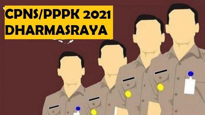 FORMASI CPNS PPPK Dharmasraya 2021 PDF: Pengumuman, Syarat, Jadwal Seleksi dan Link Pendaftaran