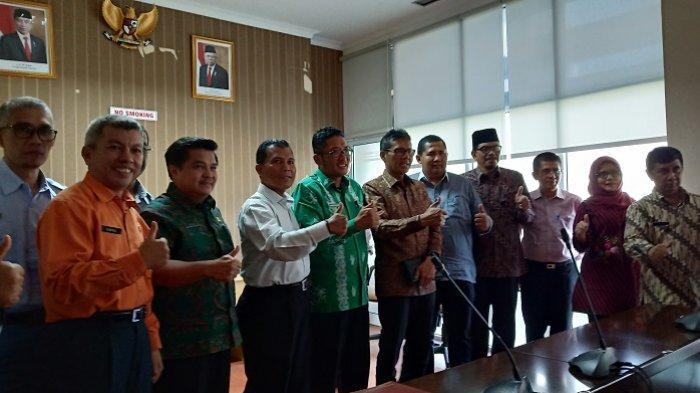 Di Balik Keputusan Lokasi Penas Tani, Rapat Tertutup hingga Wawako Padang Enggan Diwawancara