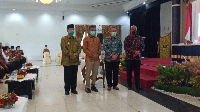 Ketua DPRD Sumbar Puji Romantisme IP-NA Selama Menjabat Gubernur dan Wakil Gubernur