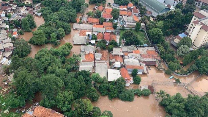 BNPB Ungkap Sembilan Orang Meninggal Akibat Banjir dan Longsor di Jabodetabek