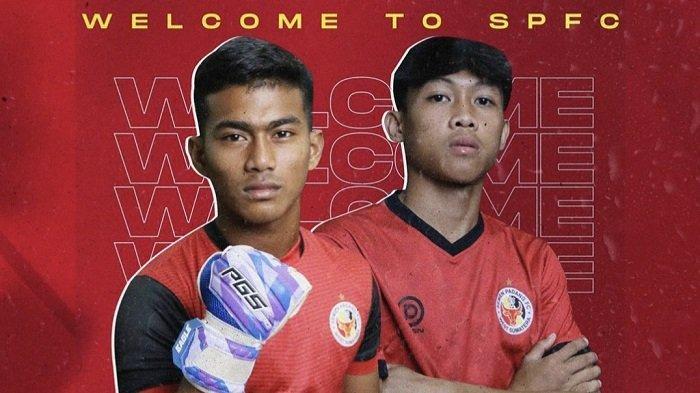 Guruh Guwino Dipercaya Perkuat Tim Kabau Sirah, Simak Biodata Pemain Anyar Semen Padang FC