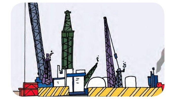 CARI JAWABAN: Potensi Sumber Daya Alam Berupa Sumber Daya Tambang dan Kegunaannya