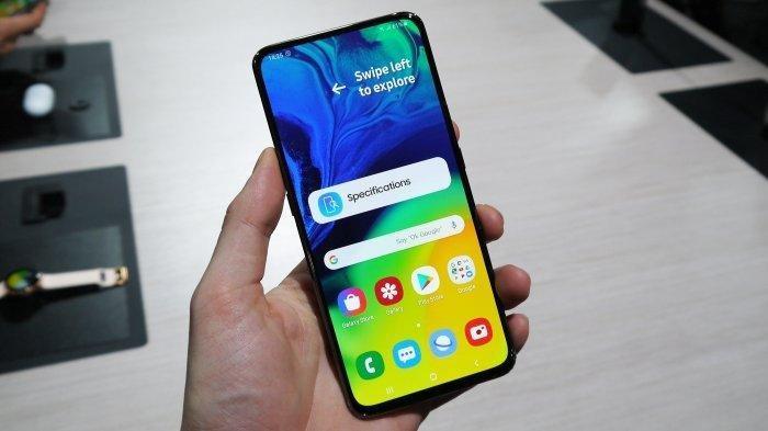 Info Terbaru Harga HP Samsung di Akhir Januari 2021 Ada Galaxy A80, Galaxy M51