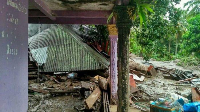 Galodo di Padang Laweh Malalo Kini, Status Tanggap Darurat Bencana Banjir Bandang 7 Hari