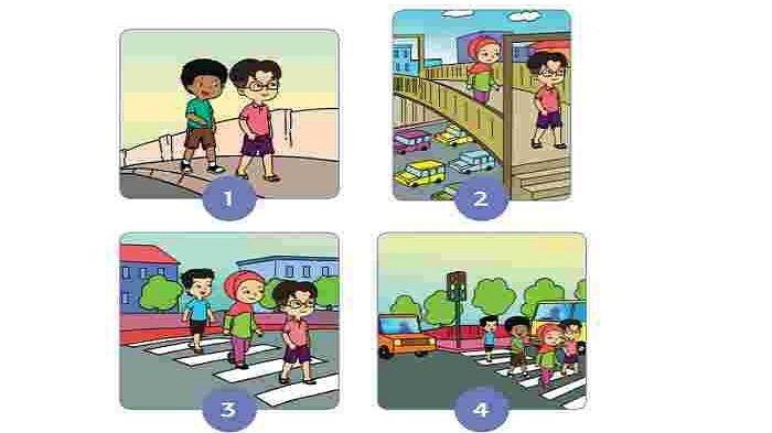 gambar tema 8 kelas 2