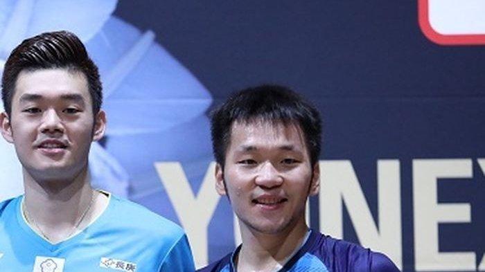 Lee Yang/Wang Chi Lin Tembus Final, Perbaiki Head to Head Mohammad Ahsan/Hendra Setiawan Jadi 5-6