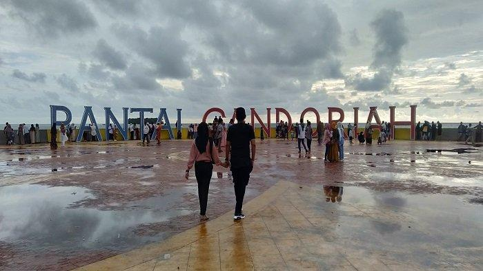 Selama 2 Hari, Omzet Hasil Penjualan Tiket Masuk Objek Wisata Kota Pariaman Capai Rp 59 Juta Lebih