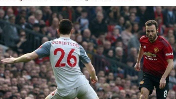 Man United Kembali Bentrok Lawan Watford, Juan Mata Ajak Rekannya Balas Kekalahan