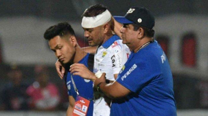 30 Kasus Cedera Dialami Persib Bandung Selama Musim 2019, Terparah Patah Tulang