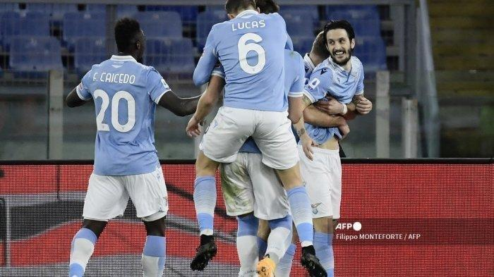 LIVE STREAMING Lazio Vs Sampdoria, Peluang Geser Atalanta dan Napoli di Klasemen Liga Italia
