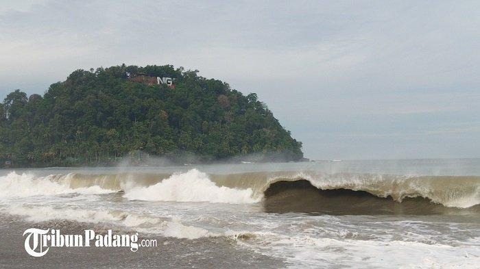 BMKG - Gelombang Tinggi Rabu, 28 Juli 2021: Samudra Hindia Barat Aceh Hingga Mentawai Capai 4 Meter