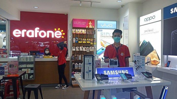 Daftar Harga HP di Padang Akhir Januari, Cek Harga Samsung, Vivo dan OppoMulai Rp 1 Jutaan