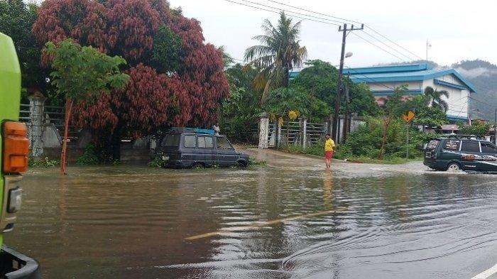 Problem Banjir Kota Padang, Pengamat Lingkungan Hidup Unand Beberkan Dua Penyebab