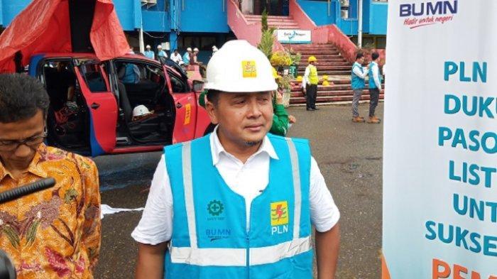 General Manager PLN Unit Induk Wilayah Sumatera Barat Bambang Dwiyanto Positif Corona