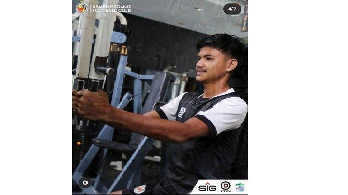 Genta Alparedo Harus Menepi Selama 1 Pekan Setelah Semen Padang FC Jalani Laga Uji Coba di Pekanbaru