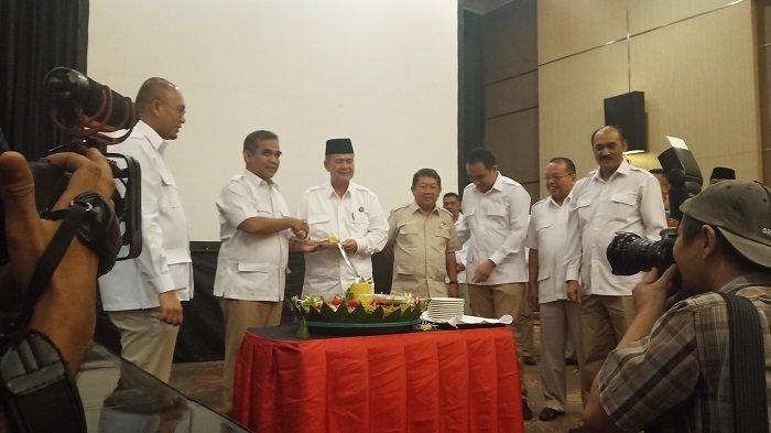 Ahmad Muzani Sebut Sumatera Barat Halaman Depan Partai Gerindra