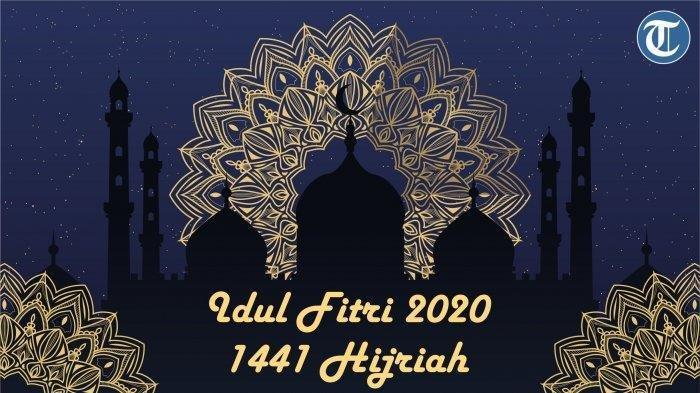 Anti Mainstream, Ini Ucapan Selamat Hari Raya Idul Fitri 2020 Bahasa Inggris, Korea, Jepang dan Arab