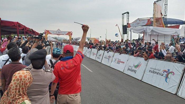 Tour de Singkarak Mengemuka Lalu Jadi Ikon Indonesia di Mata Dunia Internasional