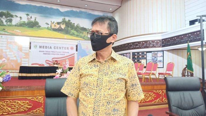 Dua Kota di Sumbar Batal Diusulkan PSBB, Gubernur akan Minta Persetujuan untuk PSBB Provinsi Sumbar