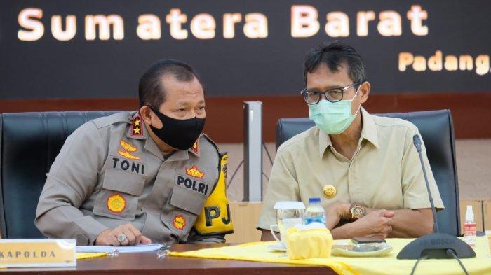 Penindakan Pelanggar Perda AKB Ditingkatkan, Gubernur Sumbar: Polres Sudah Sediakan Sel Khusus