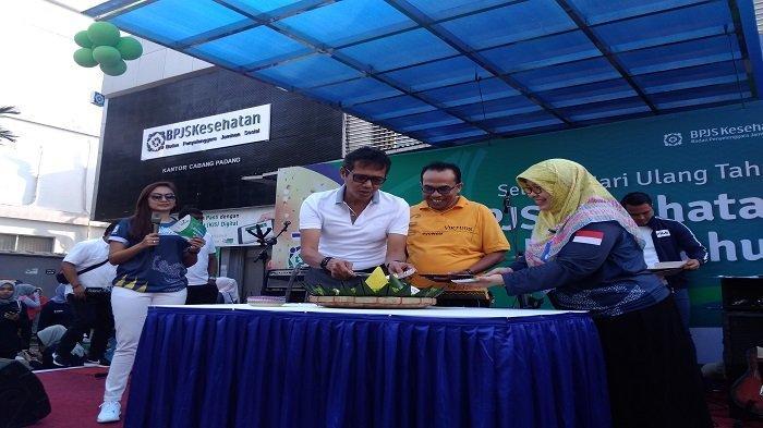 Irwan Prayitno:82% Masyarakat Sumbar Sudah Terdaftar BPJS Kesehatan,Sebagian Subsidi dari Pemerintah