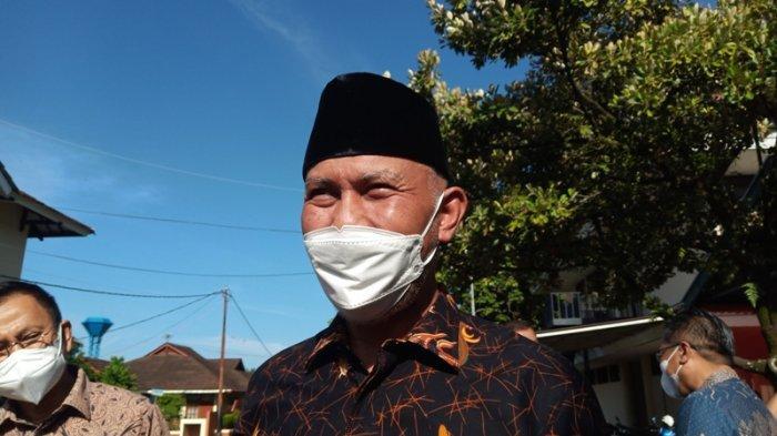 Respon Gubernur Sumbar Mahyeldi Soal PPKM Level IV di Padang Diperpanjang