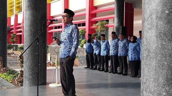 Gubernur Irwan Prayitno Klaim Selama Menjabat Tidak Ada ASN Titipan di Pemprov Sumbar