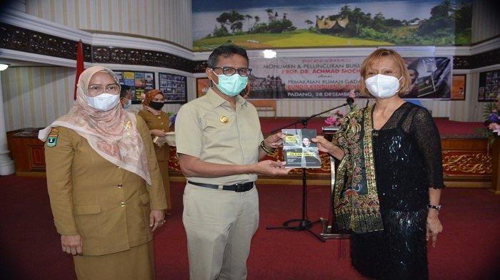 Irwan Prayitno Selepas Jadi Gubernur Sumbar, Bakal Sibuk Menulis Buku hingga Momong Cucunya