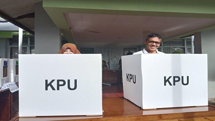 Gubernur Sumbar Irwan Prayitno Apresiasi Partisipasi Masyarakat Sumbar Ikuti Pemilu 2019