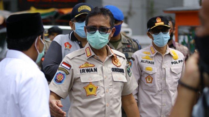 Prioritas Kasus Covid-19 di 12 Daerah Se-Indonesia, termasuk Padang: Ini Respon Gubernur Sumbar