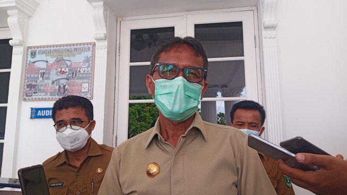 Hari Ini Gubernur Irwan Prayitno Divaksinasi Vaksin Covid-19, Menjadi Orang Pertama di Sumbar