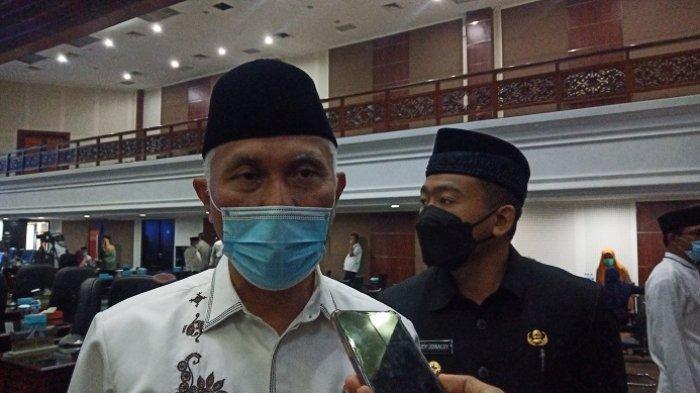 Ramadhan Masa Pandemi Covid-19, Gubernur Mahyeldi : Sumatera Barat, Sudah Memasuki Zona Kuning